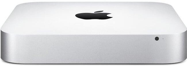 Новые Mac mini 23 октября